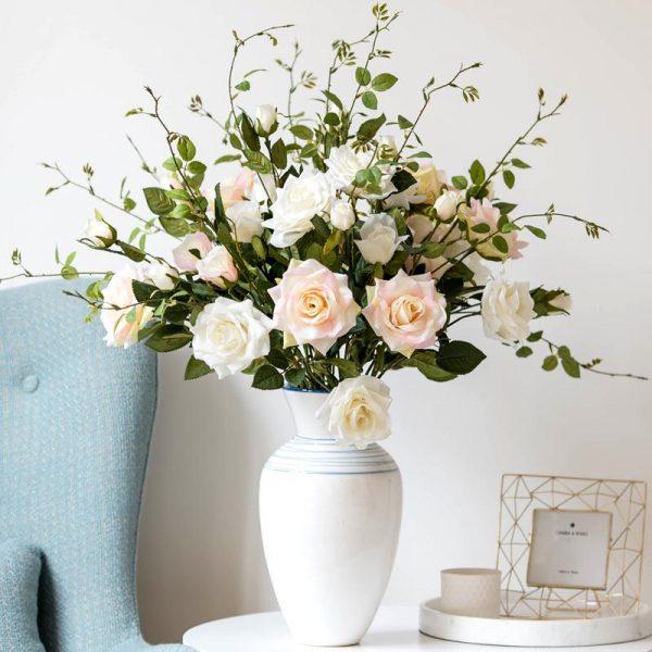 Các loài hoa trang trí phòng khách đẹp lung linh (P1)