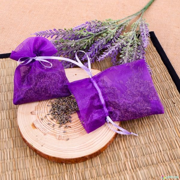 Cách bảo quản hoa Lavender khô cho hoa luôn thơm mới
