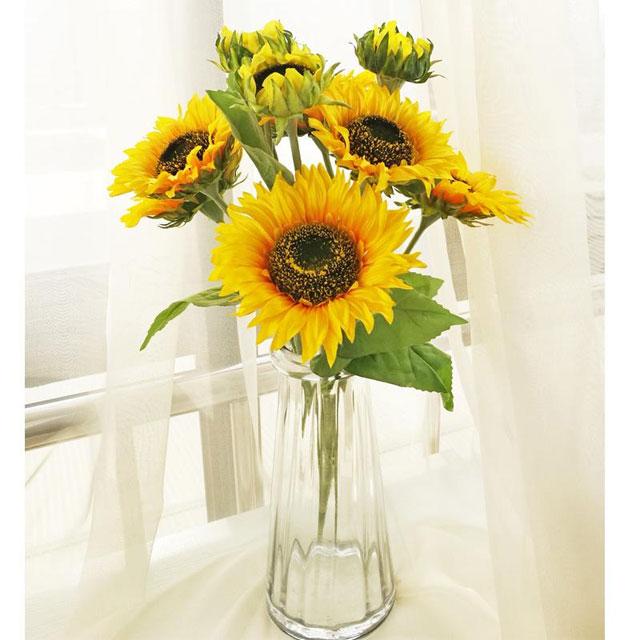 các loại hoa cắm lâu tàn nhất - hoa hướng dương